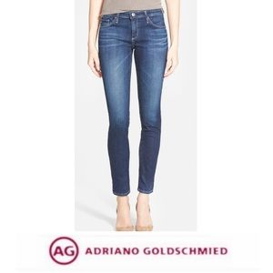 AG Adriano Goldschmied The Stilt Cigarette Jeans